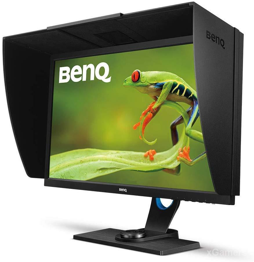 10 Best Monitors for Photo Editing - 1. BenQ SW2700PT Monitor