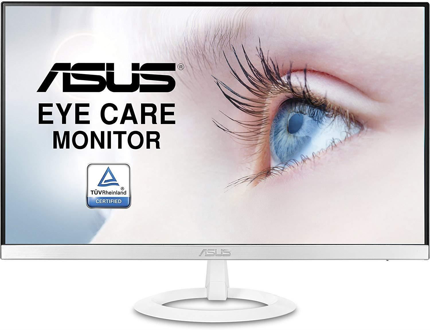 Asus VZ239H-W Full HD Eye Care - Monitor for Photo Editing