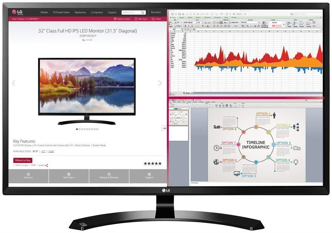 2018 LG Professional IPS - Best Monitor for Photo Editing