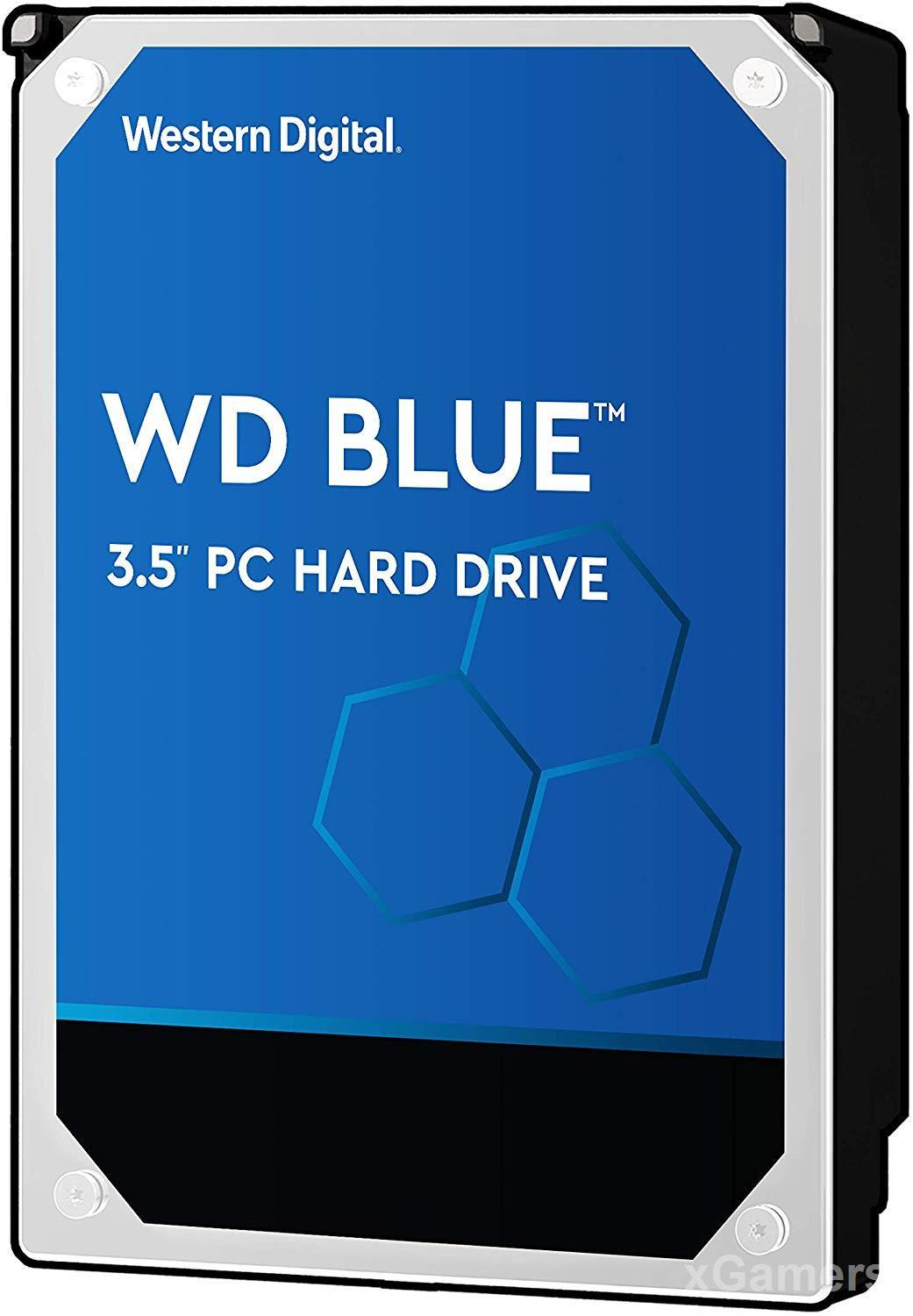 WD Blue 4TB PC Hard Drive