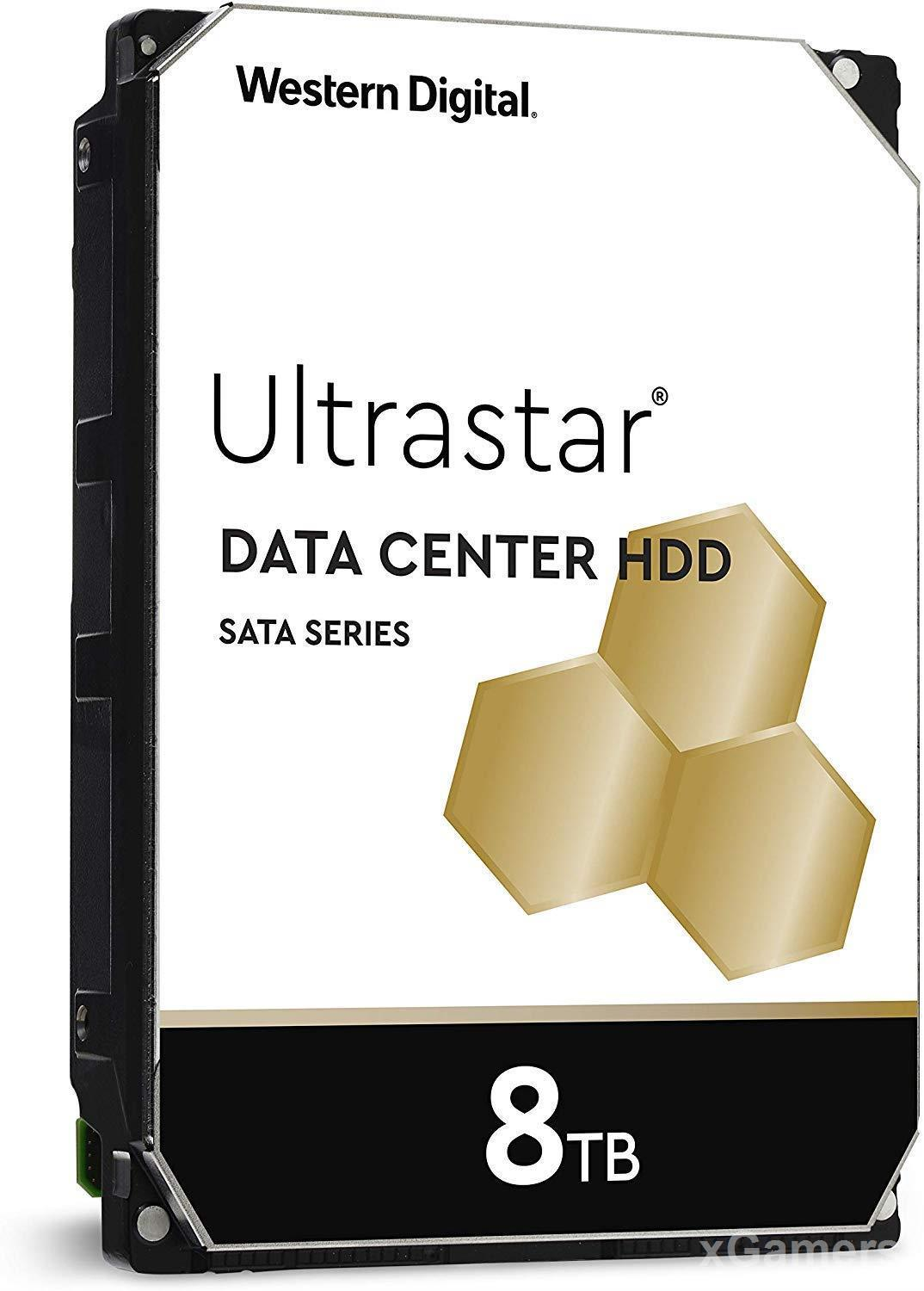 Western Digital HGST WD Ultrastar - Best HDD for Gaming