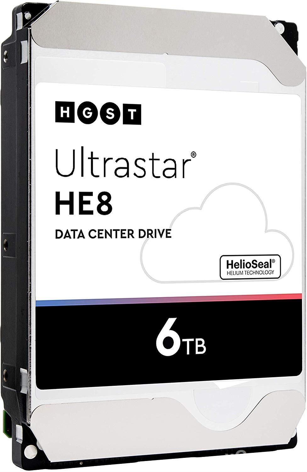 Ultrastar - HGST HP Ultrastar He8: Best HDD for Gaming