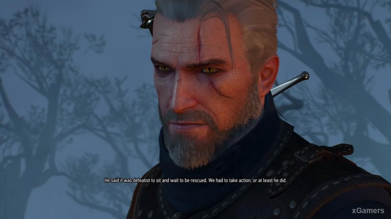 The Witcher will offer to save three of their friends