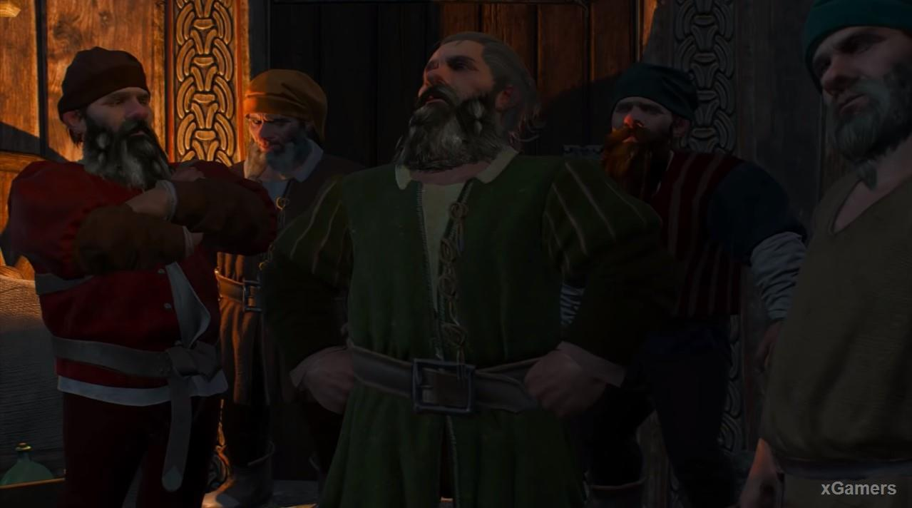 Returning to the house where dwells the dwarves, including the only survivor Gaspard