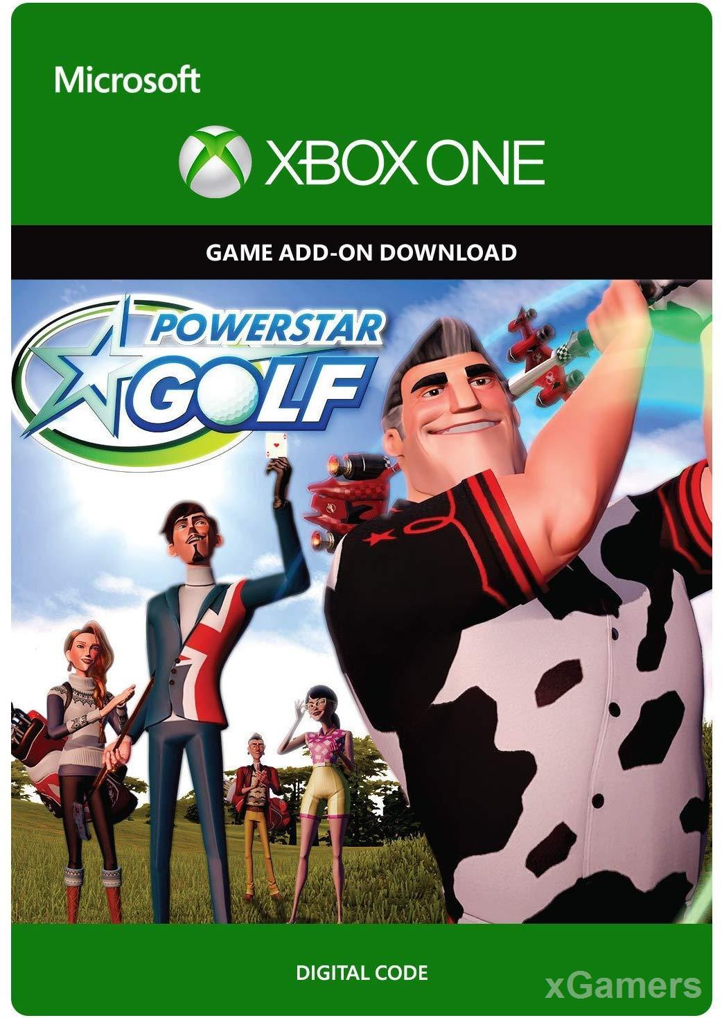 Powerstar Golf - Best Golf Game For Xbox One