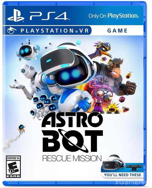 ASTRO Bot Rescue Mission - best games for Kids