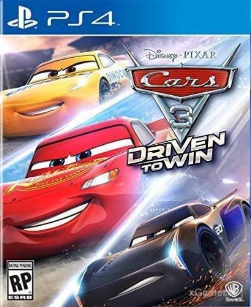 WB Games Cars 3: Driven to Win