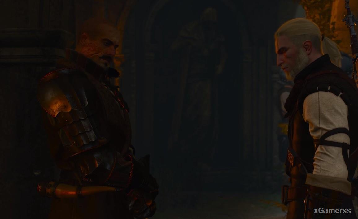 Damien, will meet Geralt depressed he had genuine feelings for the Princess