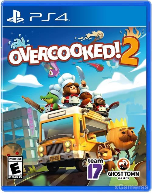 Overcooked 2 - one of the best Games for 2 Players