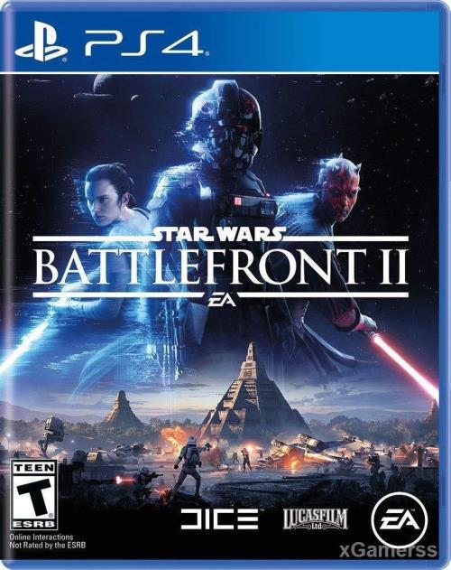 Star Wars Battlefront II - one of the best Games for 2 Players