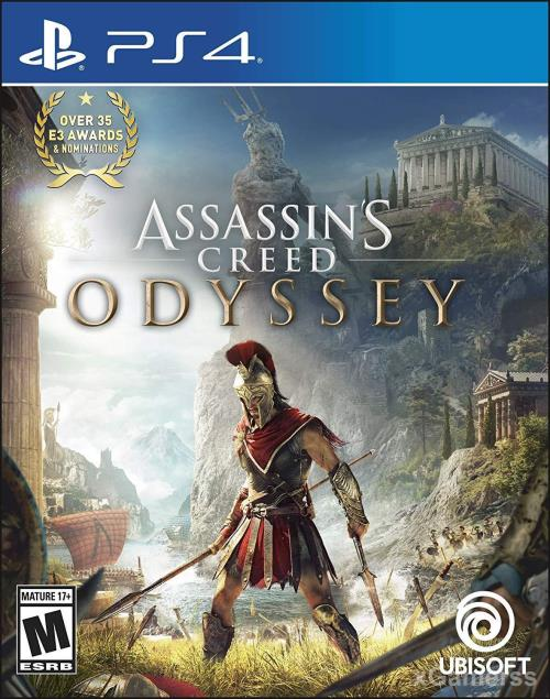 Assassin s Creed Odyssey - PlayStation 4 Standard Edition