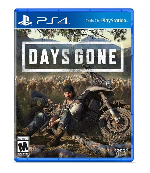 Days Gone - one of the best Adventure Games for PS 4