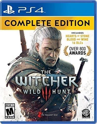 Witcher 3: Wild Hunt Complete Edition