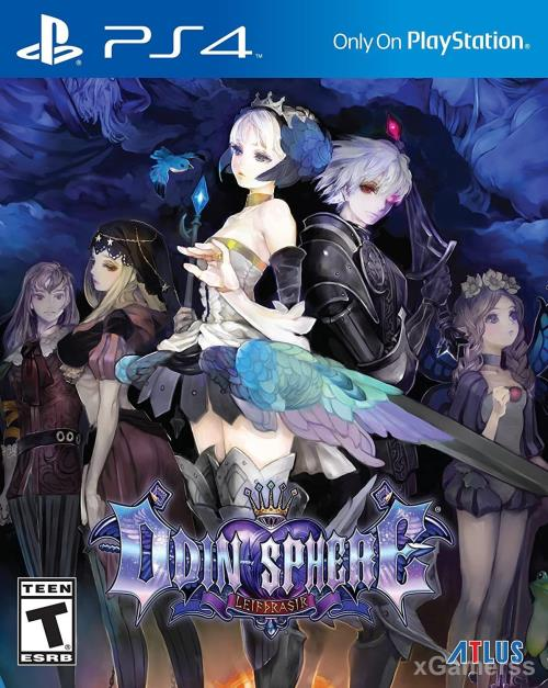 Odin Sphere: Leifthrasir - A beautifully realized game that smacks of an animated dream