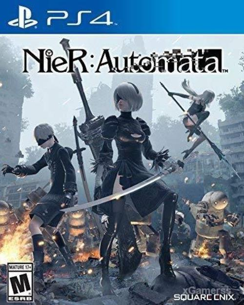 NieR Automata - game that,  will always be near to our hearts.