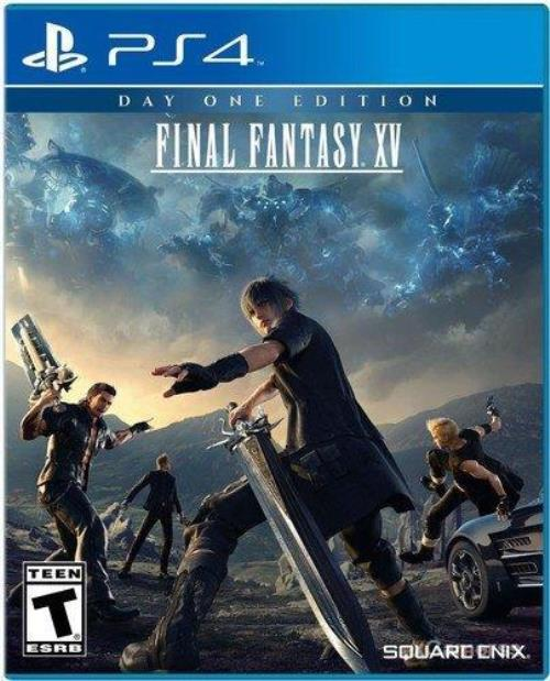Final Fantasy XV - The story is hit or miss but the combat is insanely fun once you give into its oddities