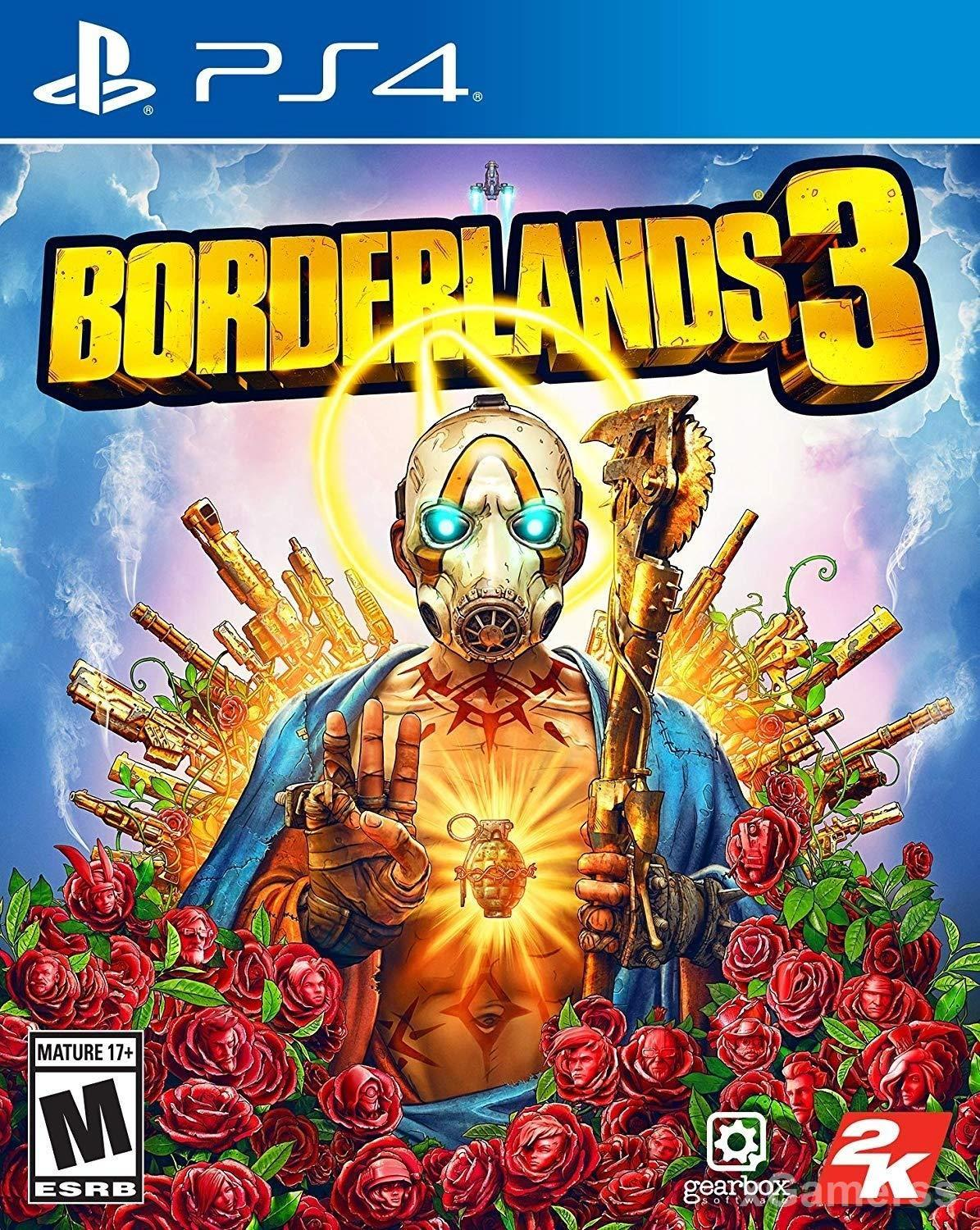 Borderlands 3-one of the Best PS4 multiplayer Games