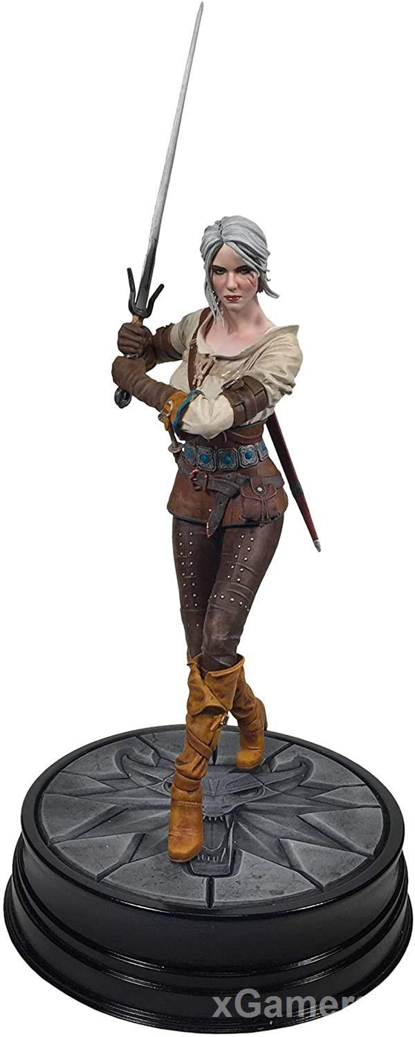 The Witcher 3: Wild Hunt: Ciri Figure