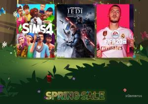 Origin has launched a Spring Sale with Big Discounts on FIFA 20, NFS Hot and more