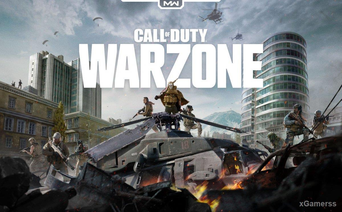 Call of Duty Warzone exceeded 50 million people