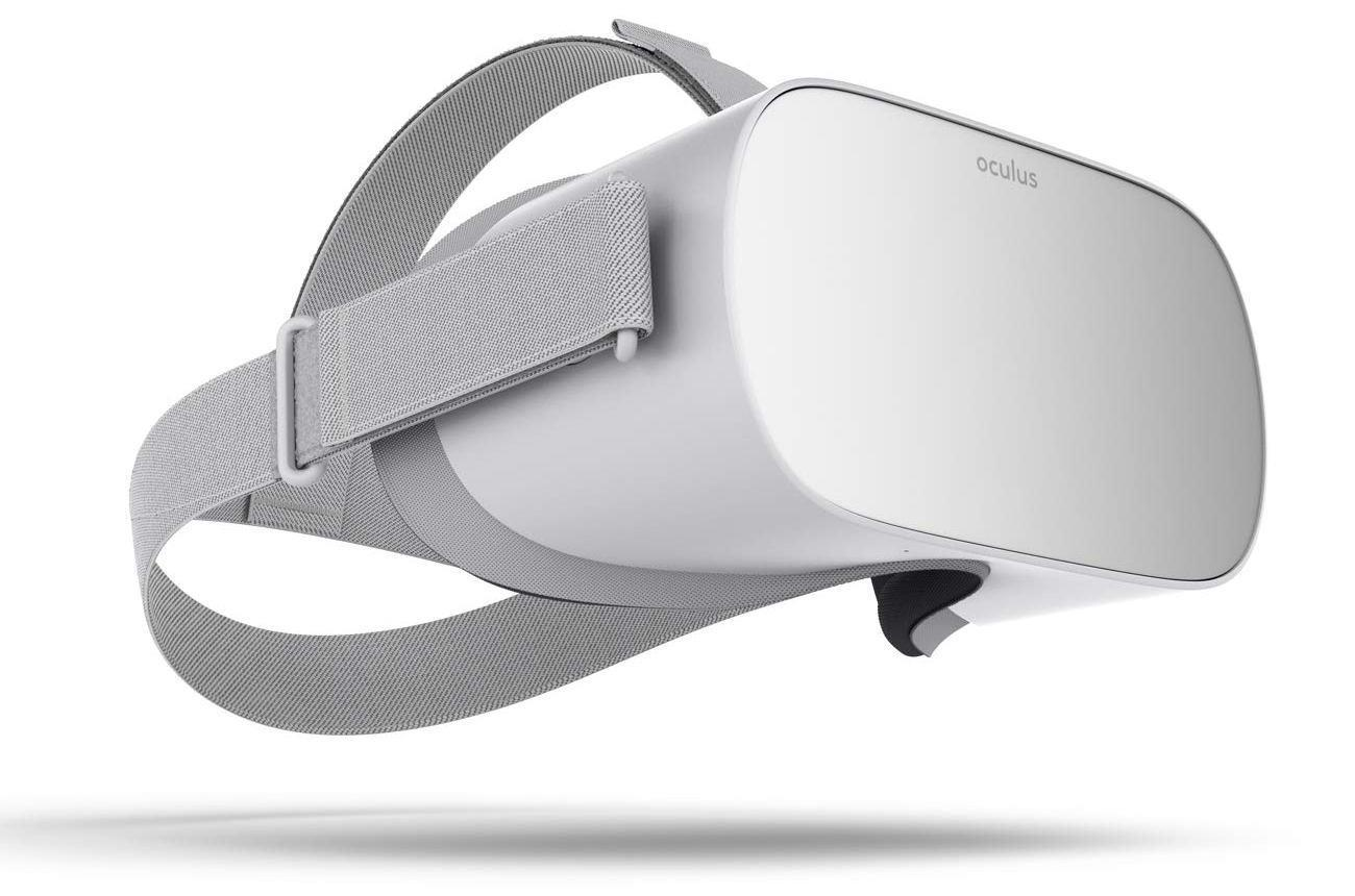 Oculus Go Standalone Virtual Reality Headset