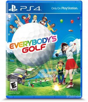 Top 10 PS4 Golf Games