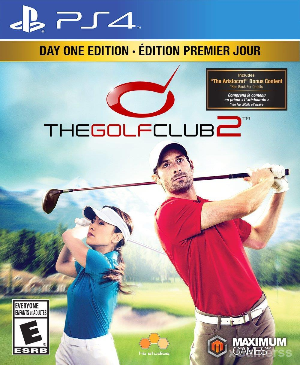 The Golf Club 2 - one of the best Golf Games on PS 4