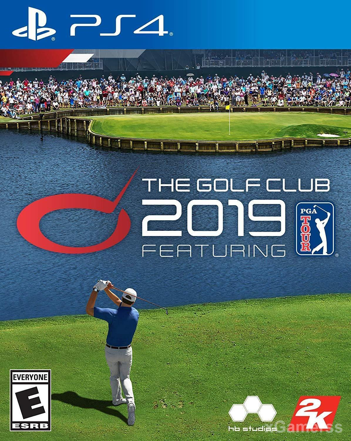 The Golf Club 2019 - one of the best Golf Games on PS 4