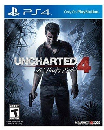Uncharted 4: A thief s end