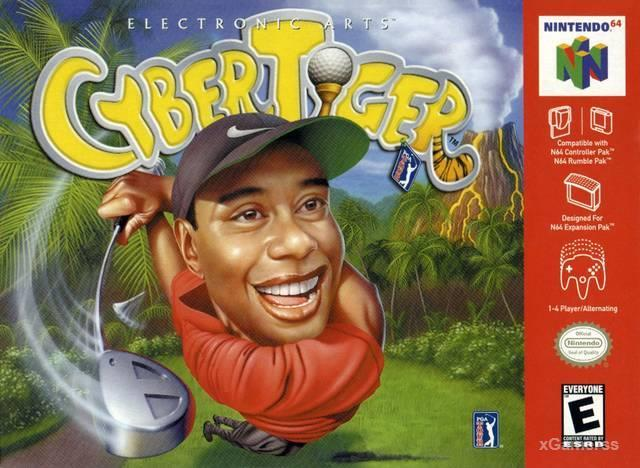 CyberTiger -  one of the sickest golf games