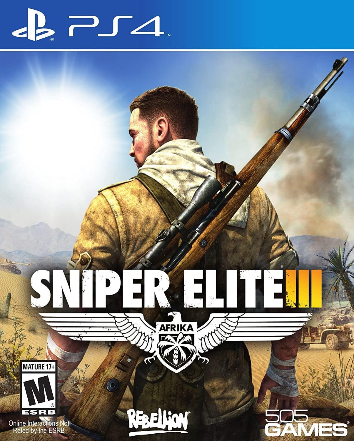 Sniper Elite III - Action in World War II with a view from the telescopic sight