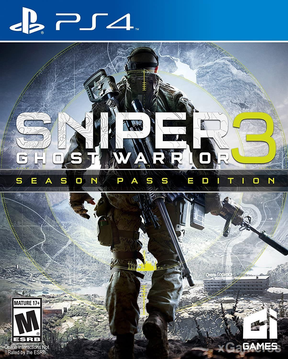 Sniper: Ghost Warrior 3 - Focused on a tactical game in the first person