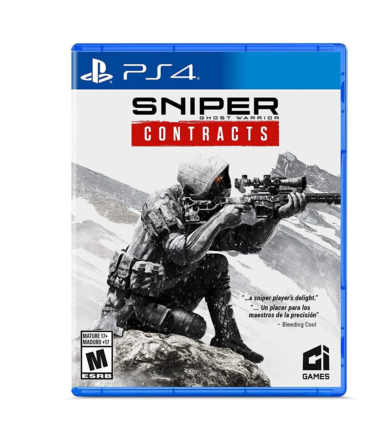 Sniper: Ghost Warrior Contracts - Embody a sniper on very dangerous undercover missions, throughout Siberia