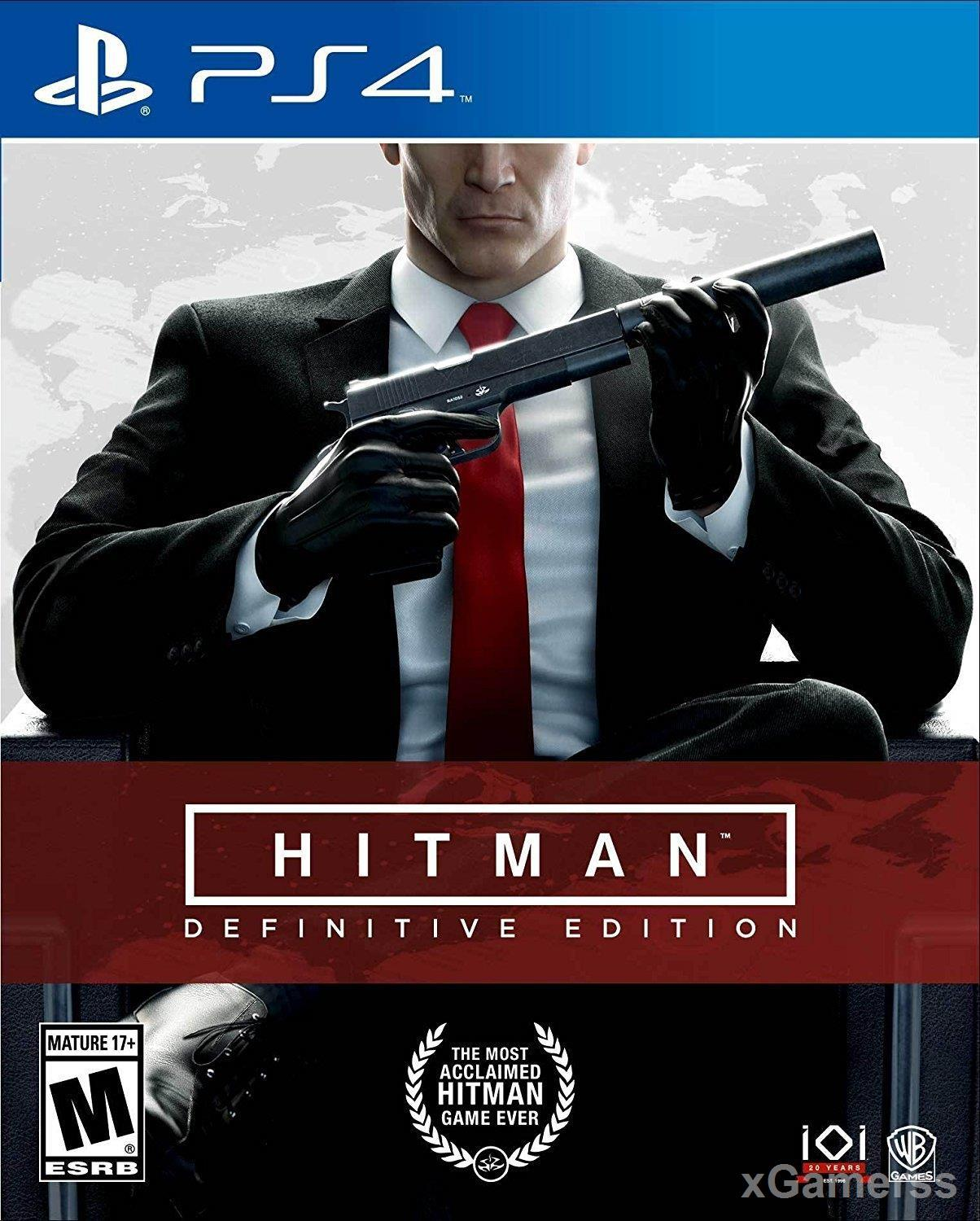 Hitman - A third person stealth game