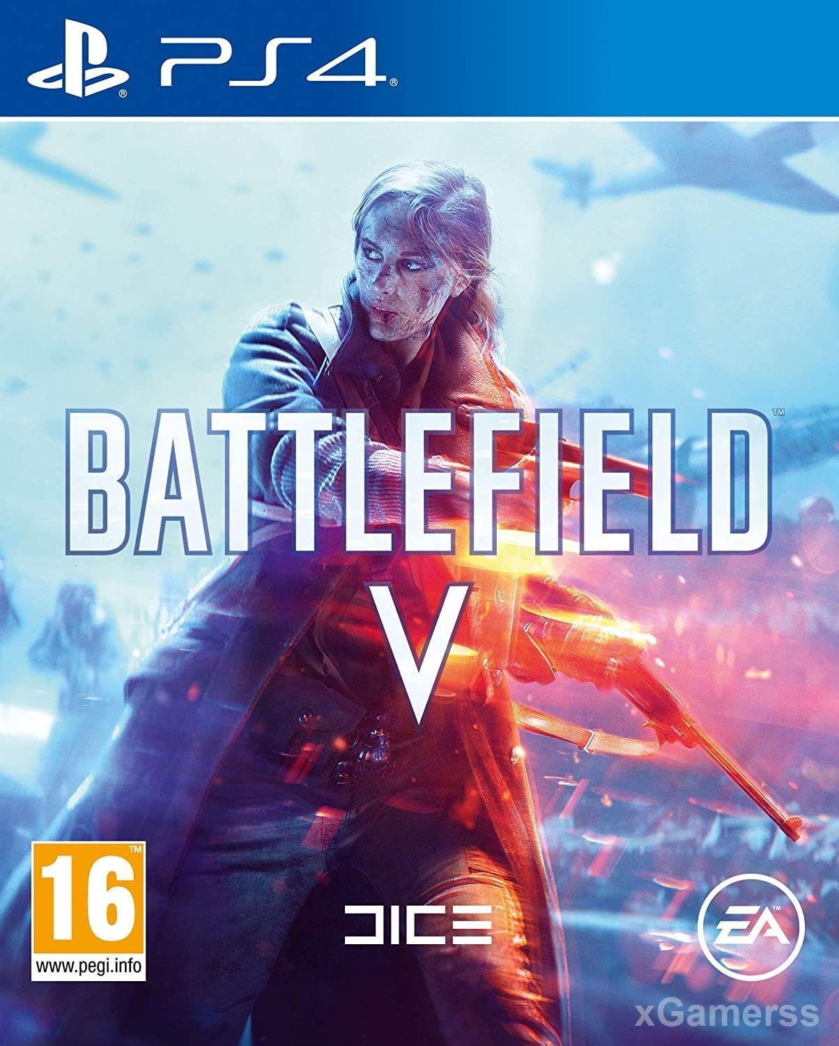 Battlefield V - It has player stories based on the First and Second World Wars