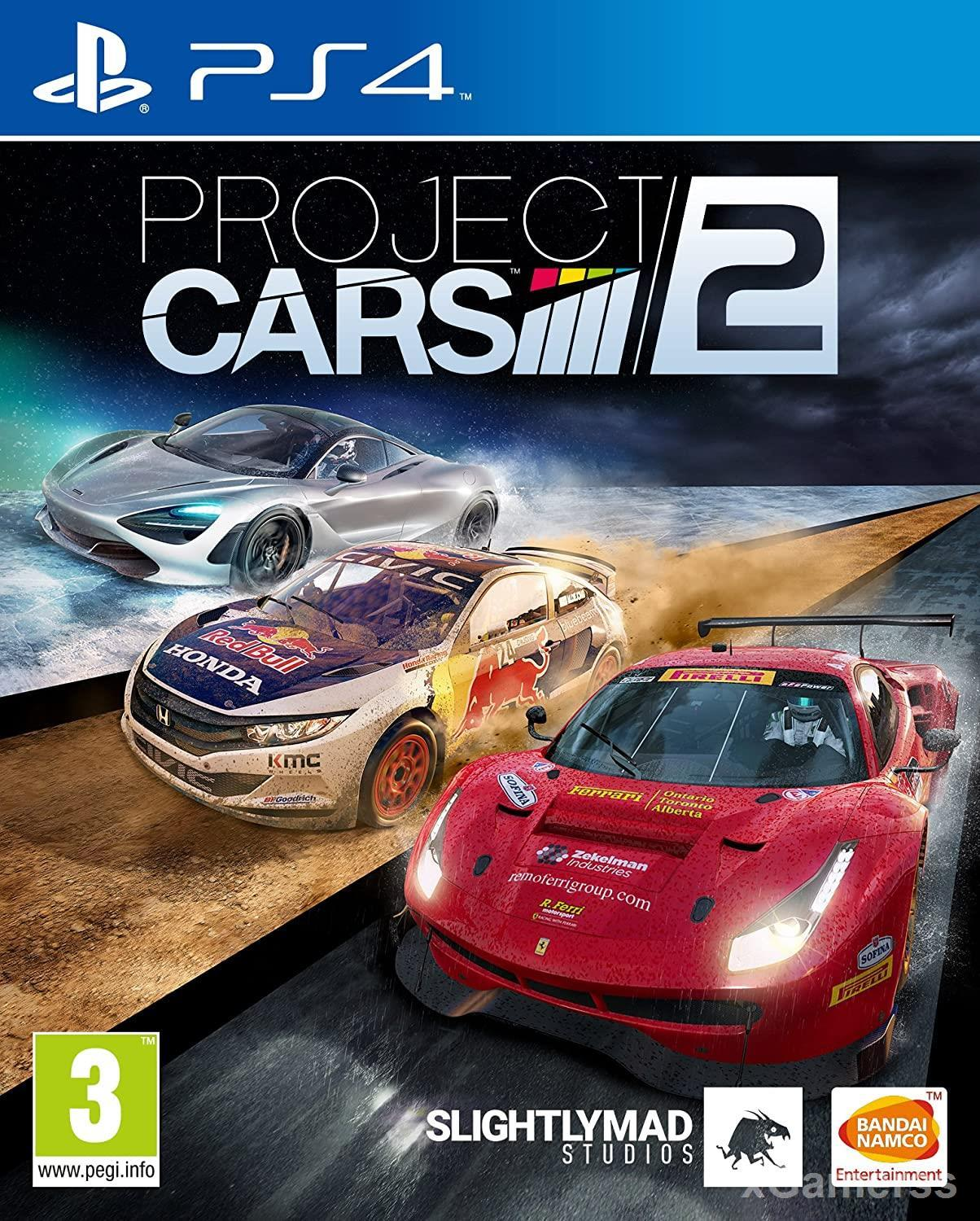 Projects Cars 2 is the next in line alternative to Gran Turismo Sport