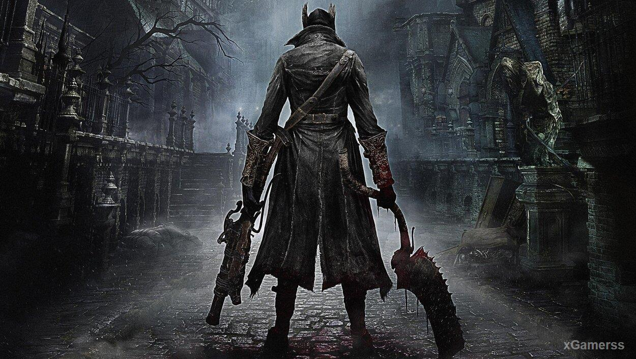 BLOODBORNE - Action, RPG