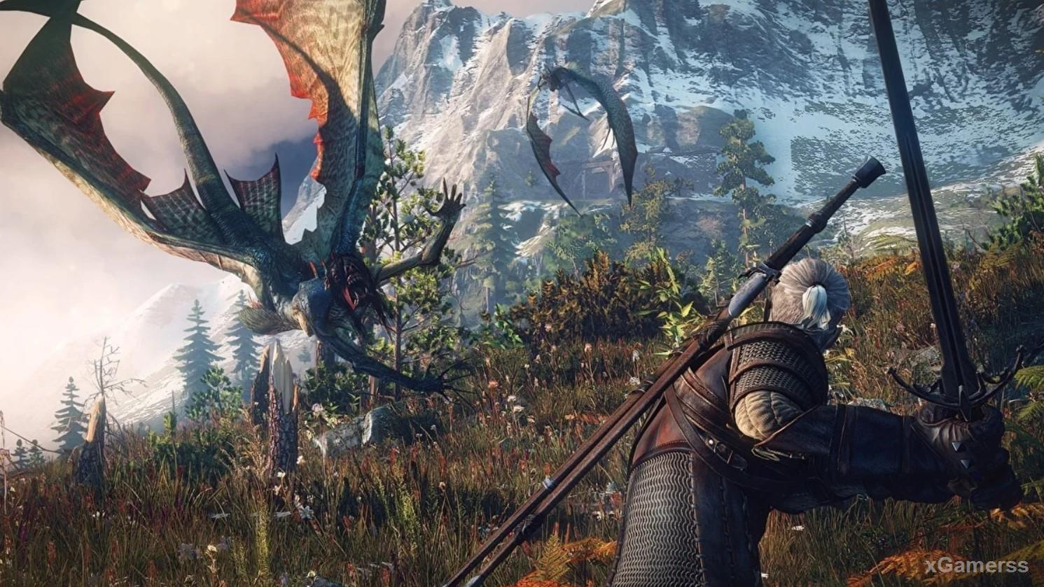 THE WITCHER 3 -