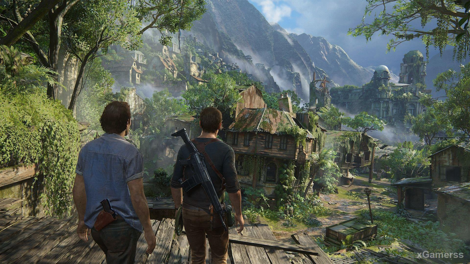 UNCHARTED 4 A THIEF S END -  the adventures of a treasure hunter is continue