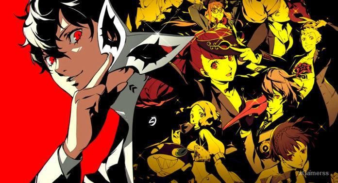 PERSONA 5 - one of the best RPG game for PS 4