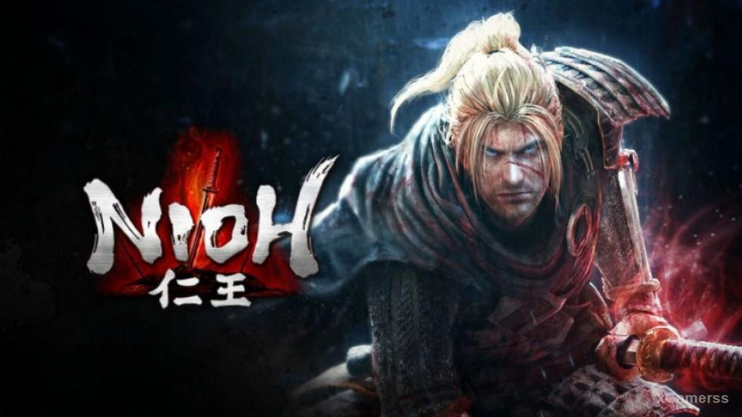 NIOH - action Game for PS 4