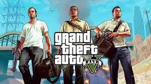 GTA V - one of the best Action-Simulator for PS4