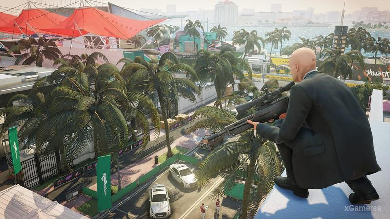 HITMAN 2 - one of the best Action game for PS 4