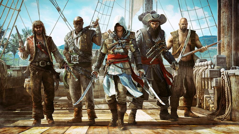 ASSASSIN S CREED IV: BLACK FLAG