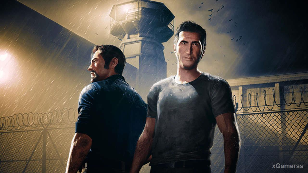 A WAY OUT - one of the best adventure game for PS4