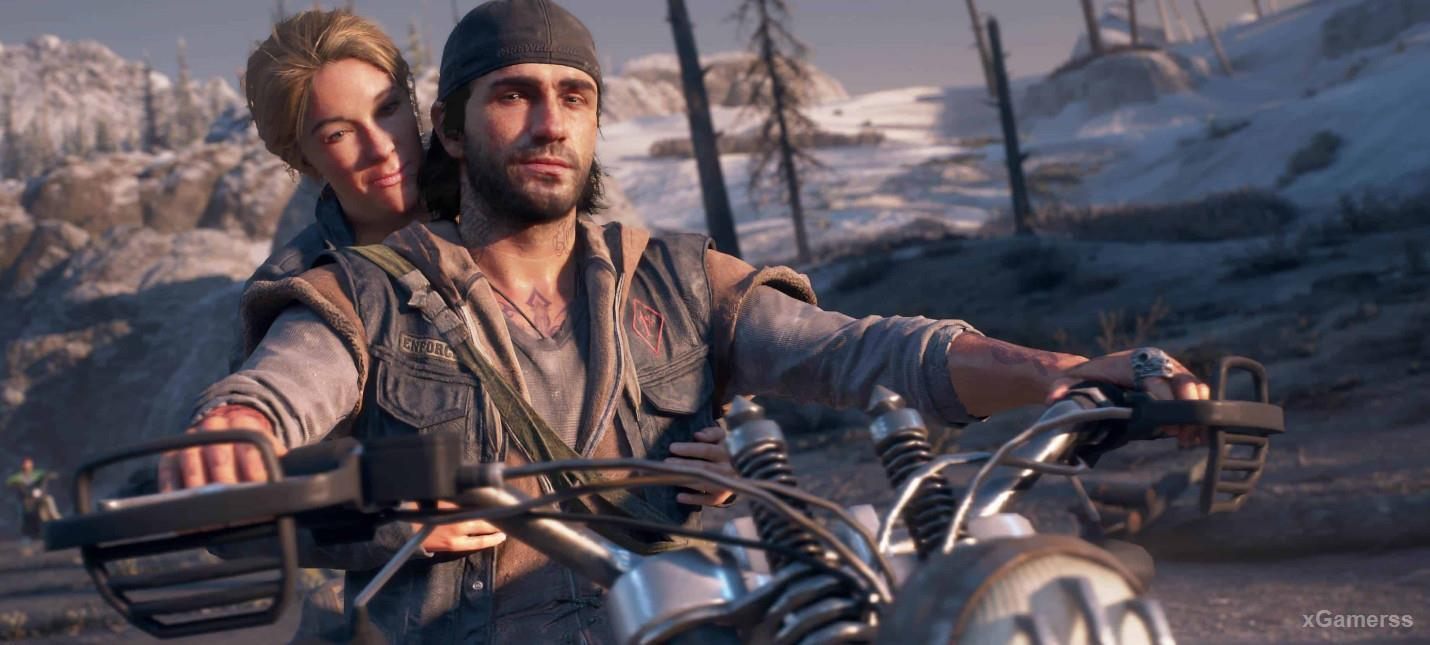 DAYS GONE - one of the best Action Adventure for PS4