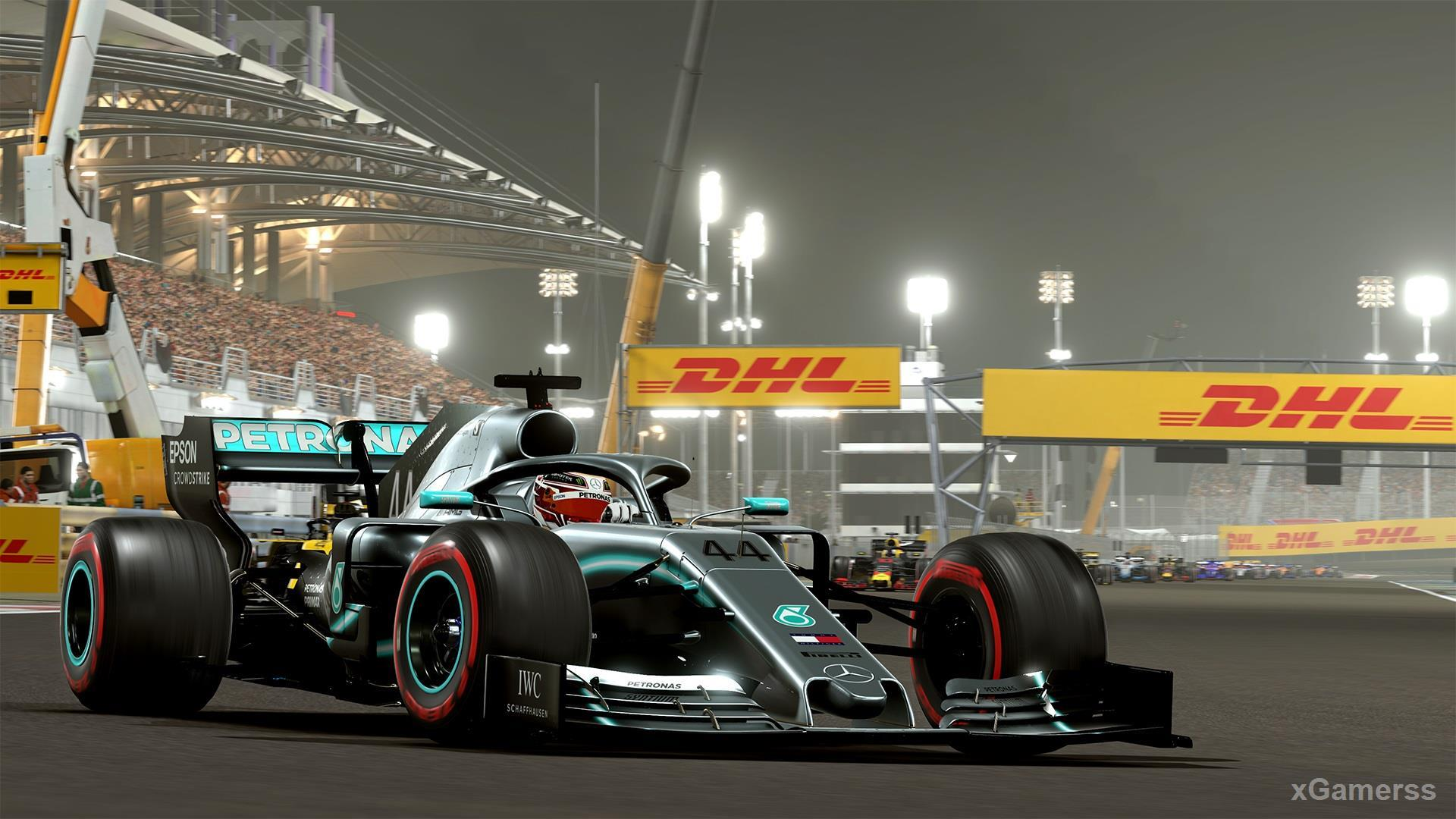 F1 2019 - one of the best Simulator Racing Game