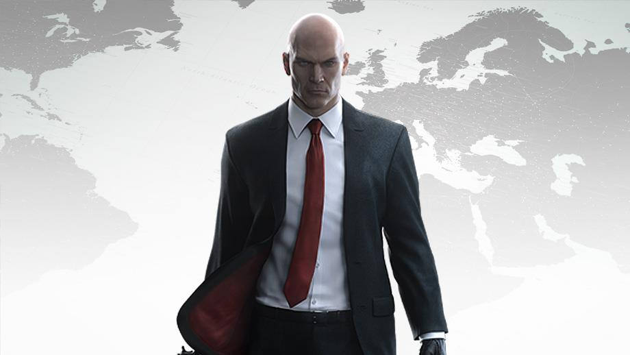 HITMAN - one of the best action game for PS4