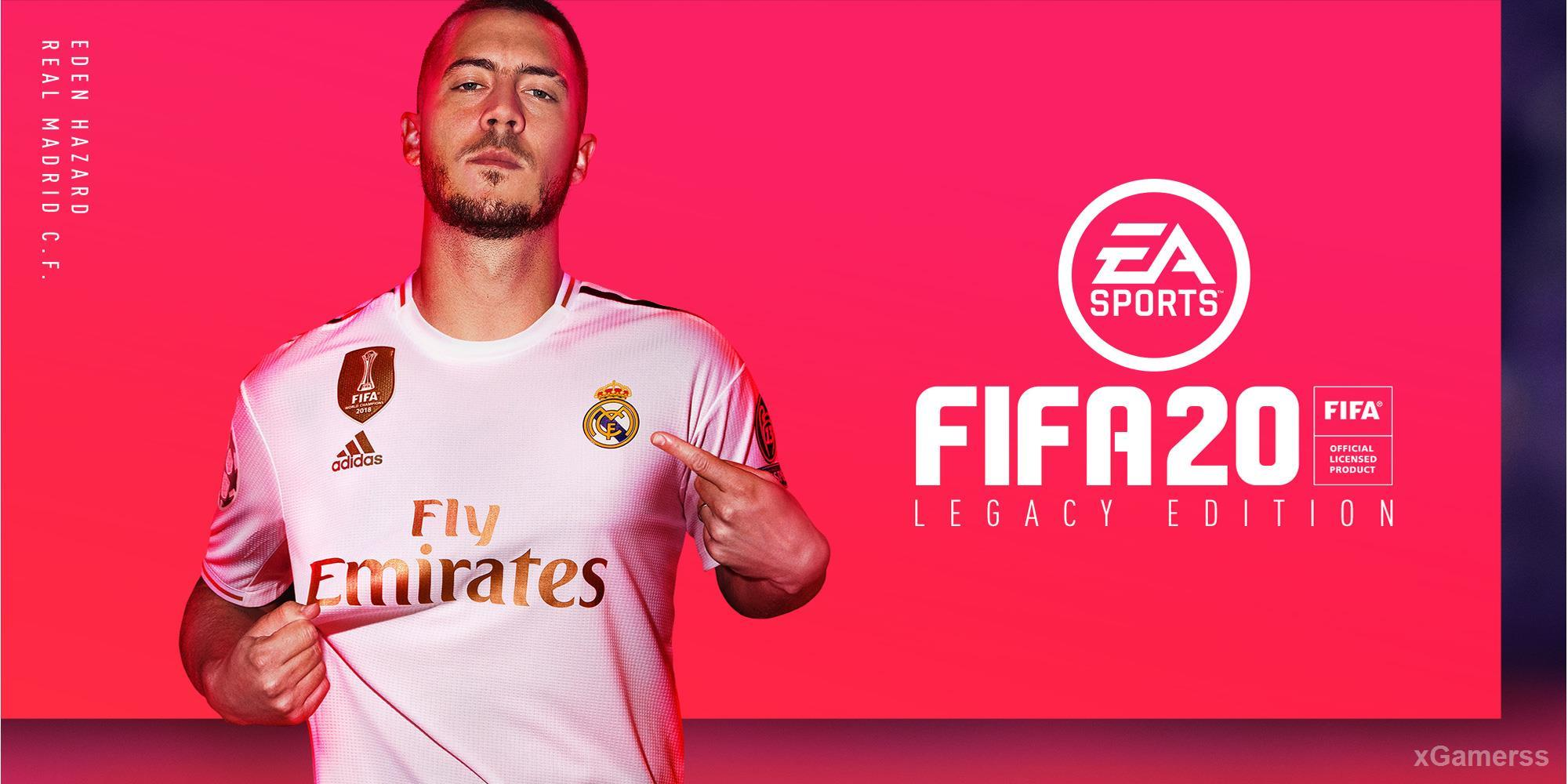 FIFA 20 - one of the best Football game for PS4