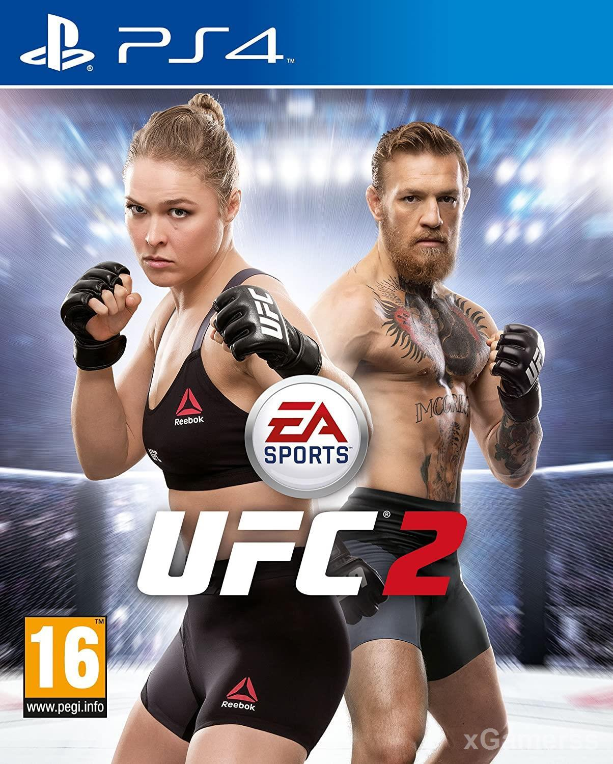 UFC 2 - fight sports, where players might have fractures and bleeds